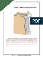 Universal Mechanical Shape Copying Tool