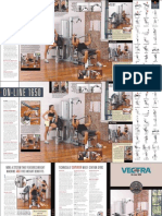 Vectra 1600 Gym