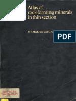 Atlas of Rock-Forming Minerals