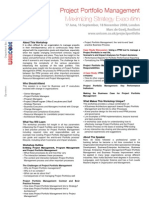 Project Portfolio Management Pdf