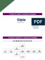 Patient Awareness Compagin