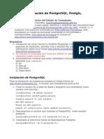 Manuales Postgis Postgresql