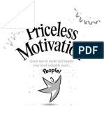 Baudville Priceless Motivation Employee Recognition eBook