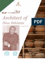 Zulfiqar Ali Bhutto; The Architect of New Pakistan