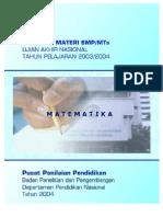 Soal Ujian Smp Smpmatpkt30304