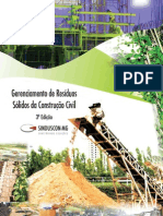 7- PG RCC gerenciamento de resíduos 3ªedição (Sinduscon MG)