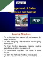 Sales Territory