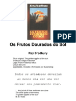 Ray Bradbury - Os Frutos Dourados Do Sol