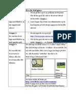 blogger web design grupper og arbeid