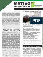 Informativo IF-SC Fpolis Junho 2011