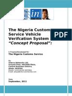 The Nigeria Customs Service Vehicle VerficationTechnology2