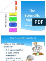 Scientific Method & Variables