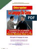 Decrypter Le Langage Du Corps