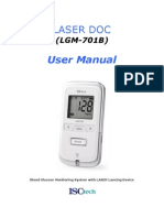 Laserdoctor-LGM Operation Manual