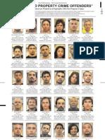 Property Crime Offenders - September 2011
