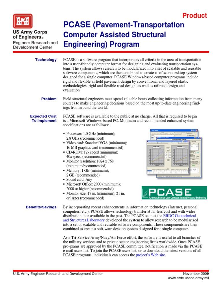 pcase209 | Websites | Software