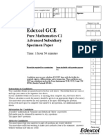 Practice C2 Paper