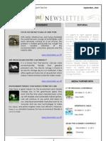 India Transport Portal Newsletter - September, 2011