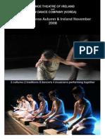 Dance Theatre Ireland Press Kit