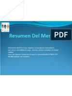 65112547 Resumen Del Mercado