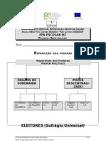 Ficha de Trabalho nº2- CE-Poder Político