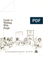 Guide to Working With People