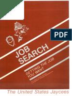 Job Search Manual USJaycees