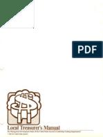Local Treasurer's Manual