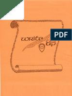 WriteUp Manual - Florida Jaycees