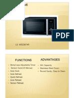 Microsoft Power Point - MICROWAVE