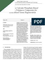 Amorphous Calcium Phosphate-Based