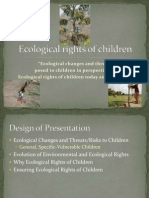 Ecological Rights of Children_PRChoudhury