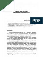 LINGÜÍSTICA TEXTUAL_RETROSPECTO E PERSPECTIVAS_KOCK