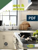 Range Brochure Kitchen 2012