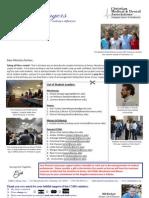 September 2011 - Heart Changers Ministry Letter