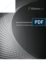 Share Point 2010 Developer Evaluation Guide BETA Oct2010