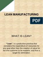 16 Lean Manufacturing