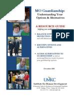 Mo Guardianship Resource Guide