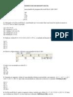 Excercicio TE Excel I
