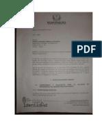 Registraduría sobre la inscripción de Juan Alberto Vargas