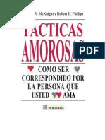 Thomas McKnight -Tacticas Amorosas