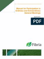 Fibria ManualdeParticipaoemAssemblia Final Eng