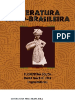 Livro - Literatura Afrobrasileira