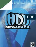 Manual HDD Megapack BR 9