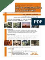 Estrategias de Intervencion y Desarrollo Comunitario. Población de Baja Escala en el Medio Rural.
