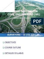 Course Outline SVY-2