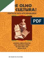 Livro - De Olho Na Cultura