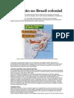 Mineração no Brasil colonial