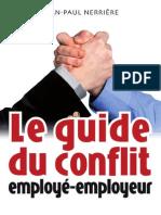 Guide du conflit employé employeur