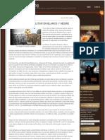 La Justicia Penal Militar en Blanco y Negro